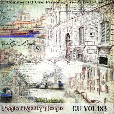 City Sketches Overlays Set 3- CU Vol 183 by MagicalReality Designs