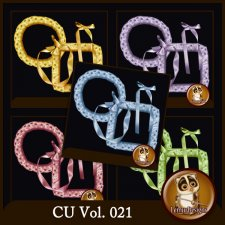 CU Vol 021 Frames by Lemur Designs