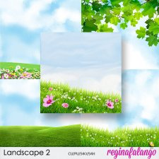LANDSCAPE 2 exclusive By reginafalango