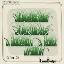 CU Vol 318 Grass by Lemur Designs