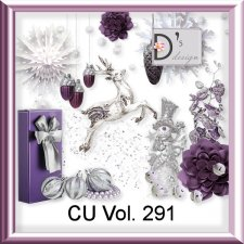 Vol. 291 Winter Christmas by Doudou Design