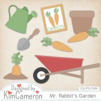 Mr. Rabbit's Garden