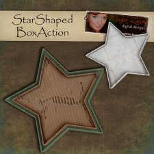 Star Box - action by Monica Larsen