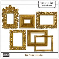Gold Frame - Collection One