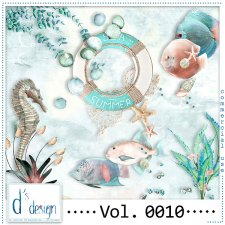 Vol. 0010 Beach Mix by Doudou Design