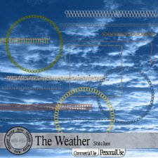 The Weather Stitches by Happy Scrap Art