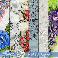 Hankie Overlays Vol 2