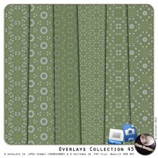 Overlays Collection 45 by MoonDesigns