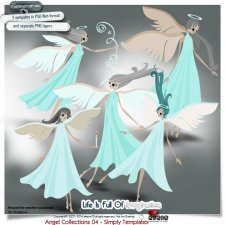 Angels Collections04 Simply templates