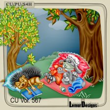 CU Vol 567 Sweet Dreams by Lemur Designs