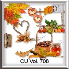 Vol. 708 Autumn Mix by Doudou Design
