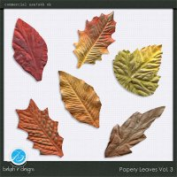 Papery Leaves Vol. 3