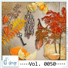 Vol. 0050 - Autumn Mix by Doudou's Design