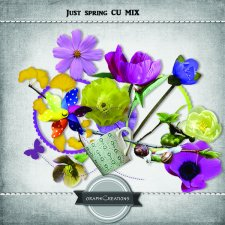 Just Spring EXCLUSIVEMix by Graphic Creations