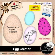 Egg Creator by Boop Designs