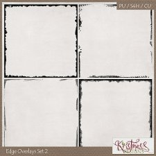 Edge Overlays Set 2 EXCLUSIVE by Kristmess