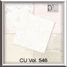 Vol. 546 Vintage Papers by Doudou Design