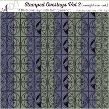 Stamped Overlays Vol. 02