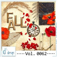 Vol. 0062 - Autumn Mix by Doudou's Design