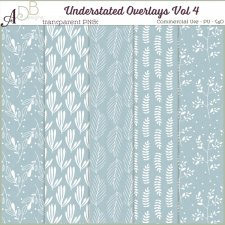 Understated Overlays Vol 4 by ADB Designs