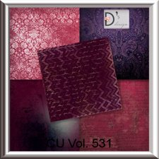 Vol. 531 Vintage Papers by Doudou Design