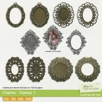 Charms - Frames 1