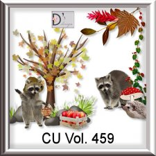Vol. 459 Autumn Mix by Doudou Design