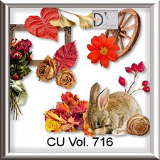 Vol. 714 to 716 - Autumn Mix by Doudou's Design