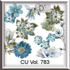 Vol. 783 floral by Doudou Design