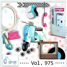 Vol. 975 - Fifties Mix by Doudou's Design