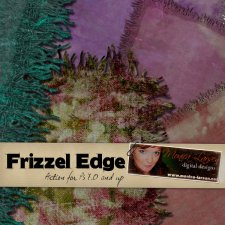 Frizzel Edge by Monica Larsen