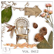 Vol. 0412 Nature Autumn Mix by D's Design