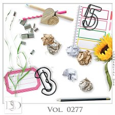 Vol. 0277 School Mix by D's Design