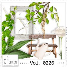 Vol. 0226 - Nature Mix by Doudou's Design