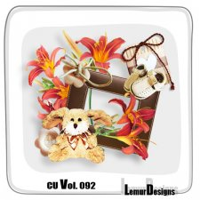 CU Vol. 092 Kids Boy Stuff by Lemur Designs