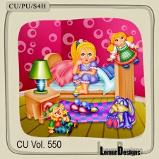 CU Vol 550 Sweet Dreams by Lemur Designs