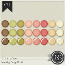 Lovely Day Plaid PS Styles by Just So Scrappy