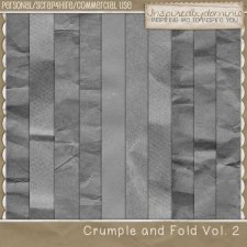 Crumple & Fold Vol 2