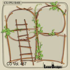 CU Vol 487 Frames by Lemur Designs