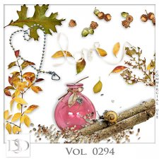 Vol. 0294 Autumn Nature Mix by D's Design