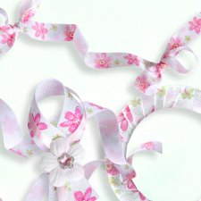 Vol. 0178 - Floral Ribbons Mix by Doudou's Design