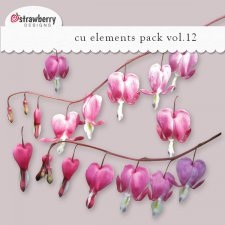 Element Mix Vol 12 by Strawberry Designs