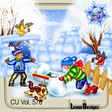 CU Vol 576 Winter by Lemur Designs