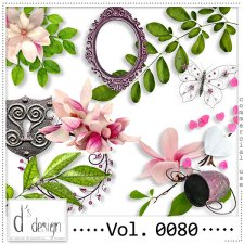 Vol. 0080 Floral Mix by Doudou Design