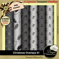 Holliday OVERLAYS 01 by Boop Designs