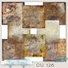 EXCLUSIVE Pack Papers Autumn 2 by Kreen Kreations