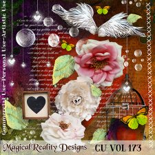 Spring Love - CU Vol 173 by MagicalReality Designs
