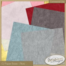 Paper Bases - Fibre Textures EXCLUSIVE by Kristmess