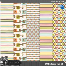 Pattern Template Paper vol 13 by Peek a Boo Designs