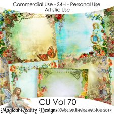 Victorian Backgrounds - CU Vol 70 by MagicalReality Designs